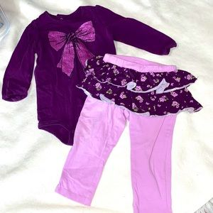 Baby Girls 18 months outfit  🔮SALE $10 off $30